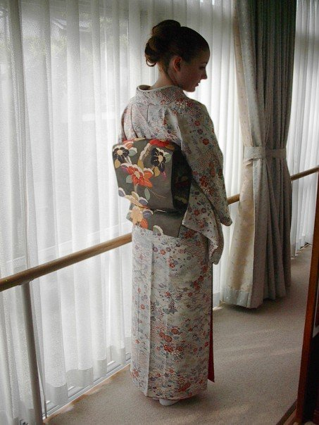 Geisha for a day.